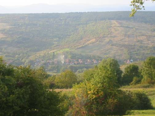 Satul Balanesti